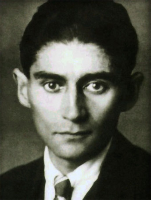 Franz Kafka's Story 'The Metamorphosis' Has An Arresting First Paragraph