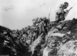 Poem: I Was a First World War Soldier.