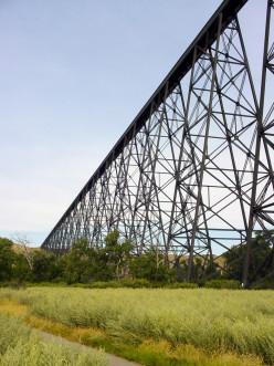 High Level Bridge, Lethbridge, Alberta