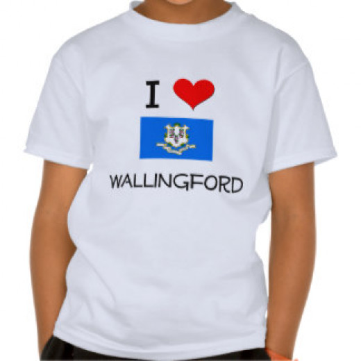 Yes, I own an I Heart Wallingford shirt. I'm not bitter or anything...