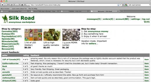 eBay for criminals.
