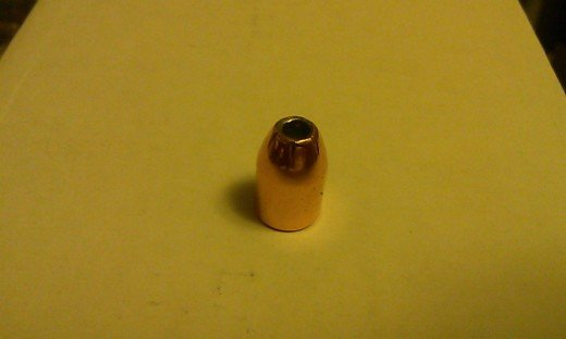 Hollow Point bullet (HP)