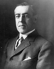 President Woodrow Wilson, he believed in the concept of Father's Day, and spoke in Spokane on Father's Day 1916,  but was unsuccessful in convincing Congress to recognize the day officially.