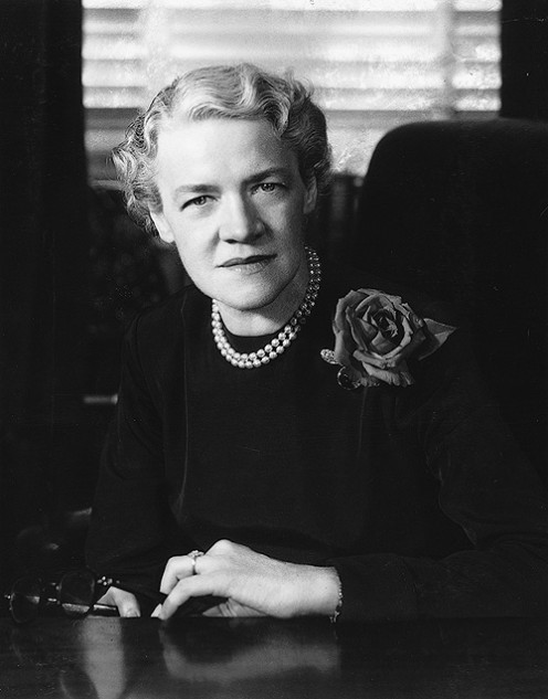 Senator Margaret Chase Smith of Maine, who in 1957 wrote a stinging proposal in which she accused Congress of being guilty of 40 years of prejudice for their honoring of Mothers, while ignoring fathers.