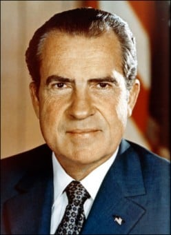 President Richard M. Nixon made Father's Day a national holiday when he signed it into law in 1972; 52 years after the the bill to accord national recognition was introduced to Congress.