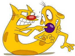 """Nickelodeon's """"CatDog"""""""
