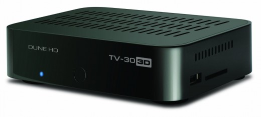 Dune HD TV303D WiFi 3D streamer