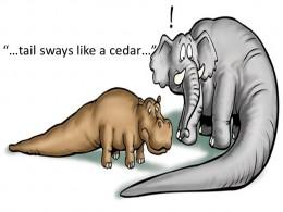Elephants and Hippos?