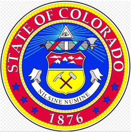 The State Seal of Colorado