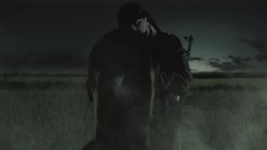 R.A. The Rugged Man Appears in the video - Uncommon Valor