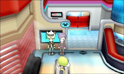 Stat Judge (top right) as seen in Pokémon X and Y