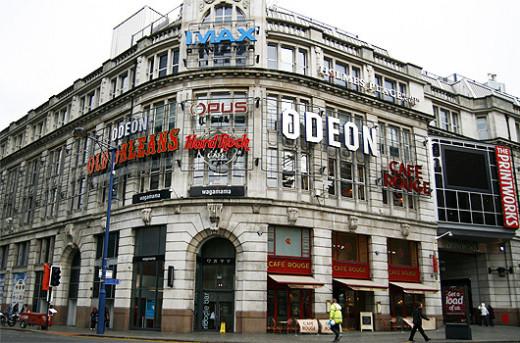 Odeon IMAX Cinema, Manchester