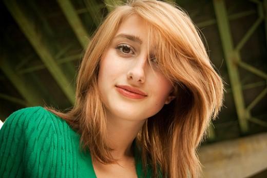Dark Hair to Blonde Hair Before And After Dark Strawberry Blonde Hair