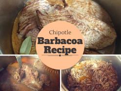 Chipotle Barbacoa - Copycat Recipe