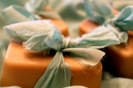 Home-made Goat's Milk Soap