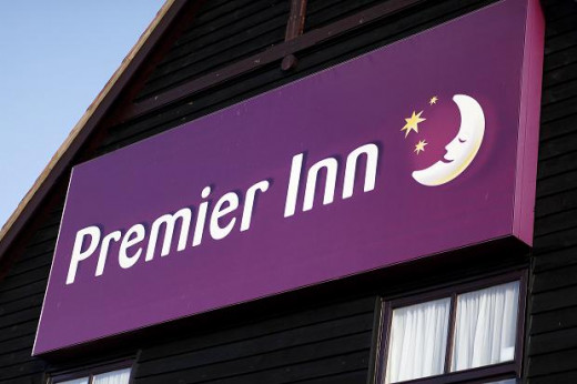 Premier Inn is comfortable and affordable