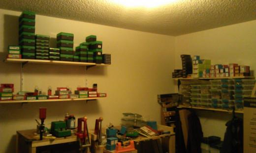 Reloading setup