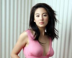 Foxy Chinese Woman - Kitty Zhang