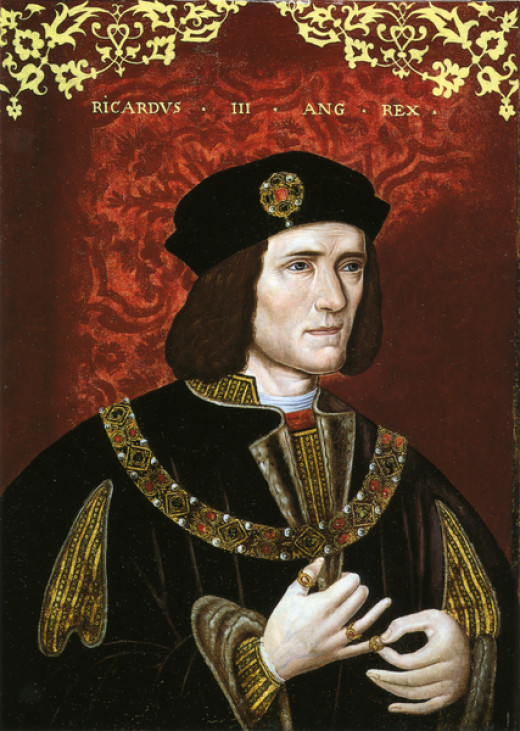 What did he really do when he became Richard III of England?