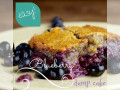 How to Make Basic Blueberry Dump Cake: Dessert Recipe