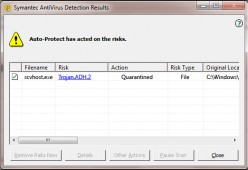 Infected With Trojan.ADH.2? - How to Remove It?