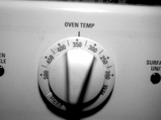 Preheat your oven to 350