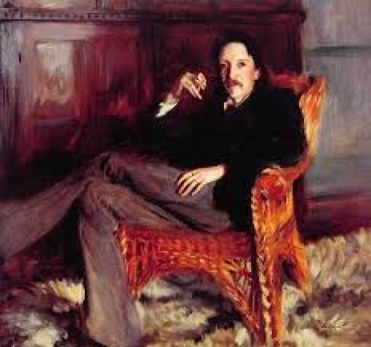 Robert Louis Stevenson On The Sound Of Writing
