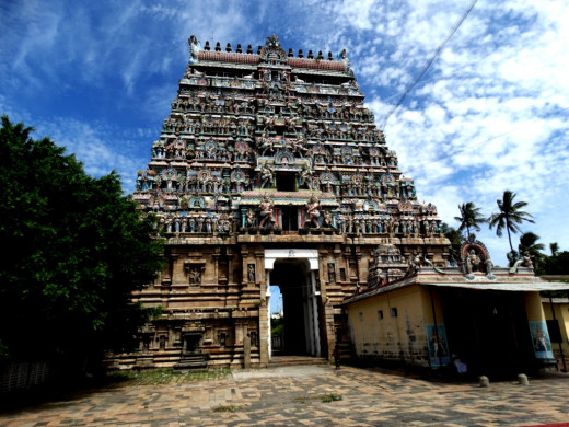 The South Gopuram
