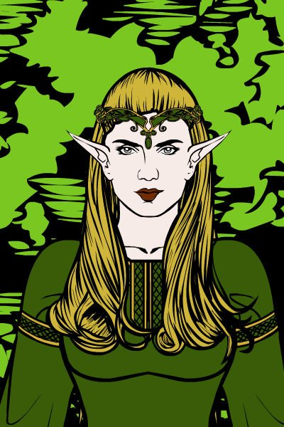 The Elvish Princess Sigrid