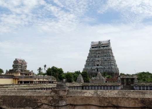 The North Gopuram
