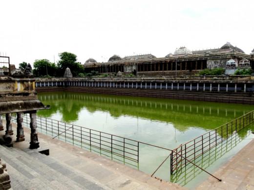 Thye Shiva Ganga pond