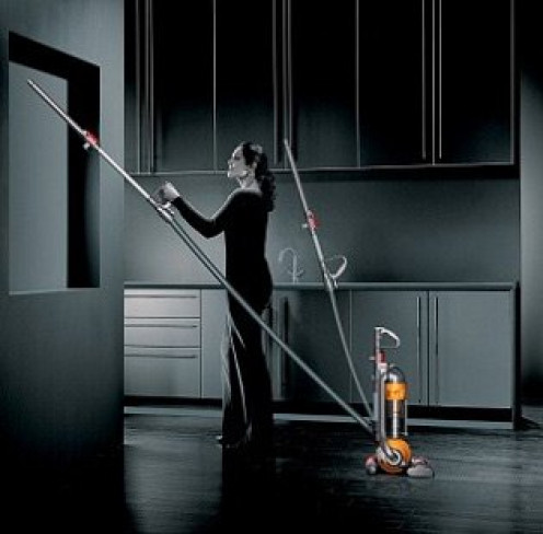 Telescope Reach Wand extends 16' for those hard to reach corners & high ceilings.