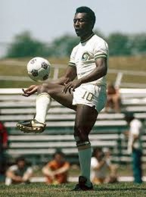 Pele is the gold standard when it comes to the game of Soccer.