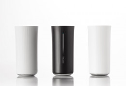 The Vessyl comes in 3 colors and with a variety of colored lids.