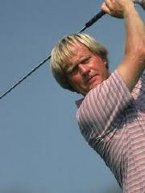 Jack Nicklaus is the standard for golf with his overall excellent game.