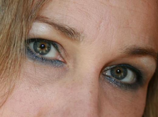 Eyes watching.