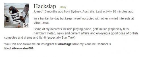 Author Harry The explorer writer http://hackslap.hubpages.com/