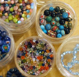 so many beads to choose from