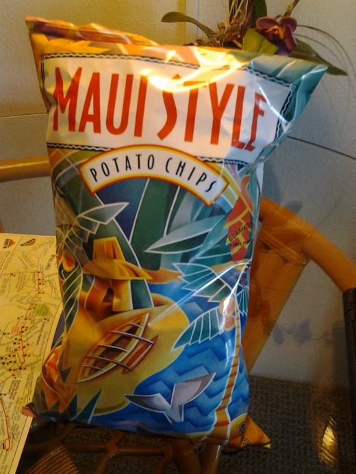 Maui Style Potato Chips Are Simply Delicious!