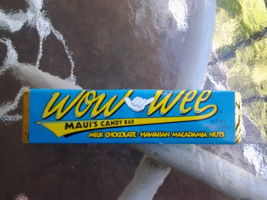 Wow Wee Maui's Candy Bar
