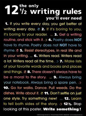 Write  for you