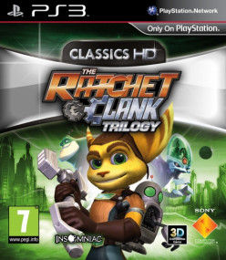 Ratchet and Clank HD PS3 Trophy Guide