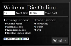 Review: Write or Die