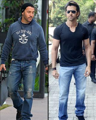 Recently Hrithik Roshan was at the receiving end of the tantrums of a Hollywood star! Watch this video for the full scoop! Visit Biscoot Showtym for more: http://www.biscoot.com/showtym