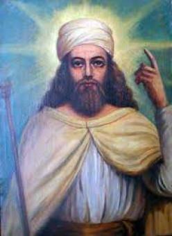 Zoroastrian religion predates Rig Veda?
