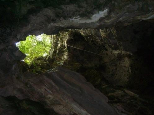 Killing cave