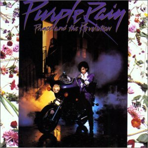 "Cover image for the ""Purple Rain"" soundtrack. The album and film turn 30 years old this week."