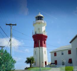 St. David's Lighthouse in Bermuda