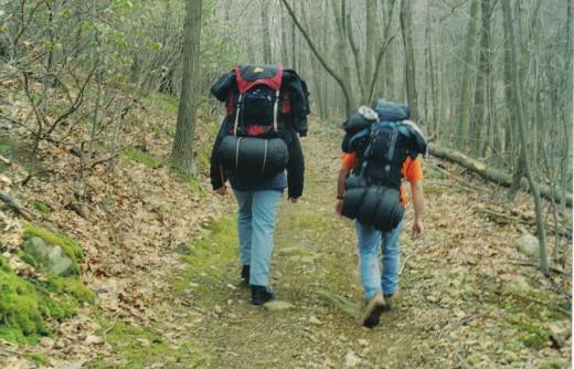 Multi Day Hiking Backpacks
