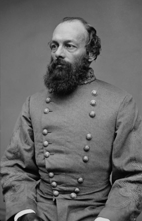 Confederate General Edmund Kirby Smith